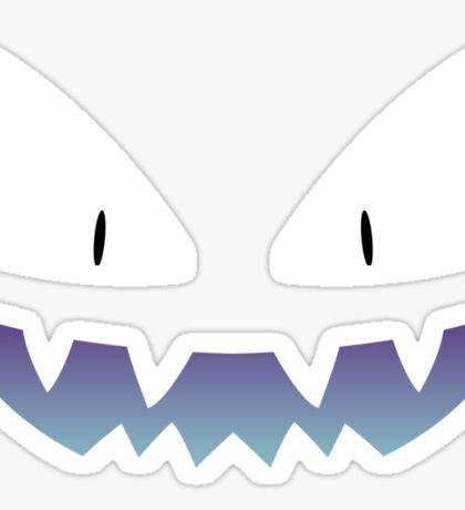 Pokemon - Haunter / Ghost (Shiny) Sticker