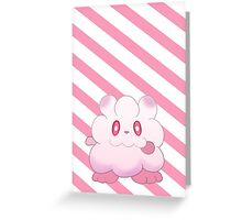 Swirlix Greeting Card