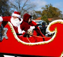 I Love A Christmas Prarade by Linda Yates