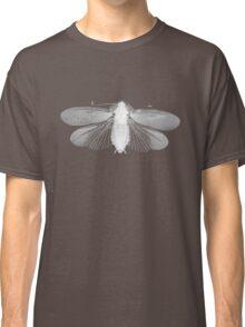 White Moth Classic T-Shirt