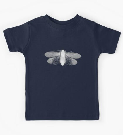 White Moth Kids Tee