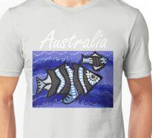 Tribal Fish Australia Unisex T-Shirt