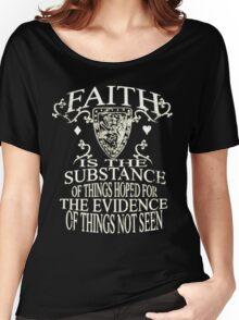 FAITH Women's Relaxed Fit T-Shirt