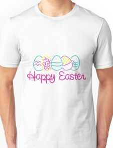 Happy Easter Unisex T-Shirt