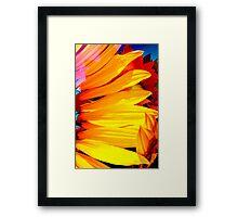 bright as... Framed Print