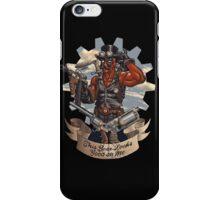 Deadpool Old iPhone Case/Skin