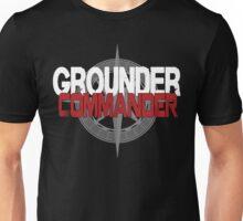 Grounder Commander Unisex T-Shirt