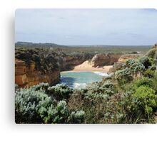 Port Campbell National Park Vic.Australia !!! Canvas Print
