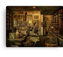 Bodie Mercantile Canvas Print