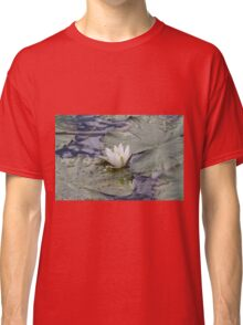 waterlily in the lake Classic T-Shirt