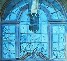 The Craftsmen Lantern  by JennyArmitage