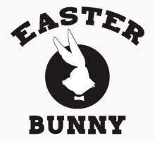Funny Easter Bunny Women's by HolidayT-Shirts