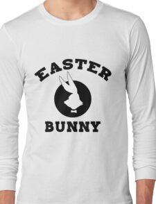 Funny Easter Bunny Women's Long Sleeve T-Shirt
