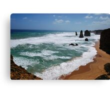 12 Apostles Port Campbell National Park Vic.Australia !!! Canvas Print