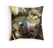 Maarath (place of naked trees) detail Throw Pillow