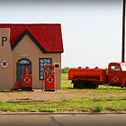 Phillips 66  by Patricia Montgomery