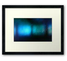 submerged ii Framed Print