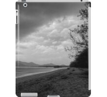 Stormy Beach HDR iPad Case/Skin