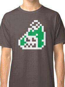 Splatoon Firefin Black 8-Bit FishFry Classic T-Shirt