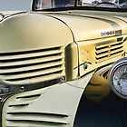 Dodge Truck on Route 66 by Patricia Montgomery