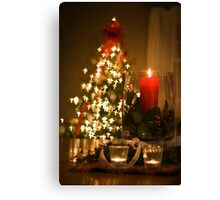 The Real Reason for the Season Canvas Print