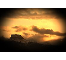 Chief Mountain Photographic Print
