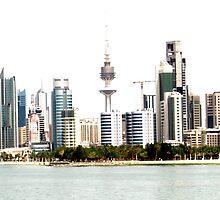 an inspiring Kuwait landscape by beautifulscenes