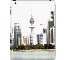an inspiring Kuwait landscape iPad Case/Skin