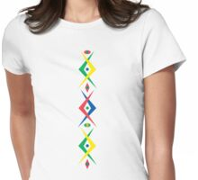 retro curve  primary T-Shirt