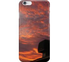 Suburban Sunset iPhone Case/Skin