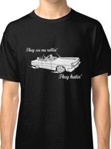 Dungeon Rider - They see me rollin' Classic T-Shirt