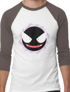 Pokemon - Gastly / Ghos Men's Baseball ¾ T-Shirt