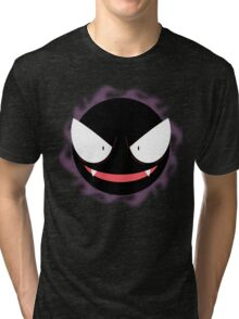 Pokemon - Gastly / Ghos Tri-blend T-Shirt
