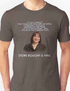 Ina's Instructions Unisex T-Shirt