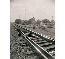 Alberta Rail Photographic Print