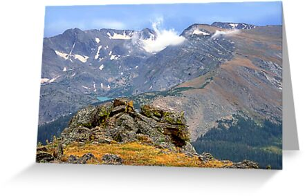 RMNP / Path to the Gods by Mark Bolen
