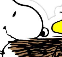 Snoopy in Love Sticker