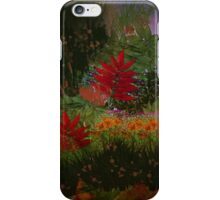 The Mystical Garden iPhone Case/Skin