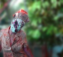 Naughty Nurse, Silent Hill by Okeesworld