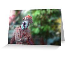 Naughty Nurse, Silent Hill Greeting Card