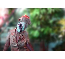 Naughty Nurse, Silent Hill Photographic Print