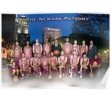 The Newark Patrons Poster