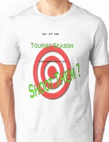 Tourist's T-Shirt