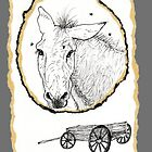 """I'd rather draw wagons than flies"" by James Lewis Hamilton"