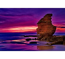 """Daybreak at Castle Rock"" Photographic Print"