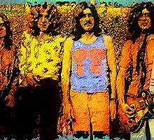 Led Zeppelin by David Rozansky