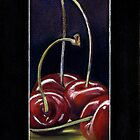 Drunk Cherries  by Valentina Gatewood