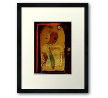 icone Framed Print
