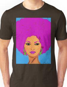 Pam Grier Aka Jackie Brown. XL version Unisex T-Shirt
