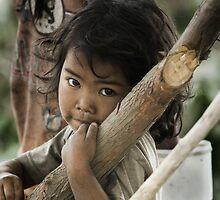 Bali Child 1 by wellman